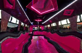 party rentals okc pink limo party okc