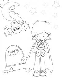 free printable halloween coloring pages for kids crazy little