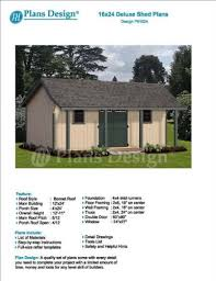 16x24 owner built cabin 16 x 24 guest house garden storage shed with porch plans