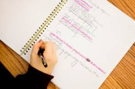 write a paper fast 4 ways pen and paper can boost your work life balance earn spend 4 ways pen and paper can boost your work life balance woman writing in a notebook
