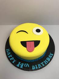 emoji cakes birthday cake shop handmade cakes designed