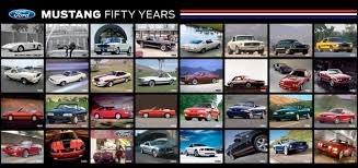 ford mustang history timeline ford mustang history timeline car autos gallery