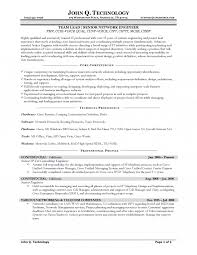 Resume Examples For Servers by Network Engineer Resume
