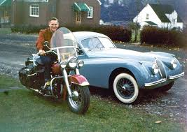 five fun 1950s and 1960s friday kodachrome car images the old motor