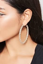 large earrings score large hoop earrings square hoops and heart hoops forever21
