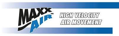 maxxair heavy duty 14 exhaust fan maxxair if14ups 1400 cfm 14 inch blade heavy duty exhaust fan with