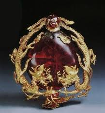 asian fallos ring holder images Art of the ming dynasty jewels amber pinterest jewelry jpg
