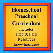 free homeschool curriculum resources archives money learn with emily information about special education