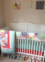 target nursery bedding sets nursery gold crib bedding sets coral