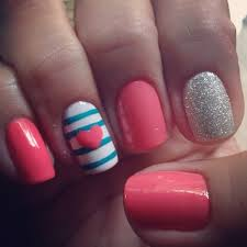 cute easy nail ideas for short nails how you can do it at home