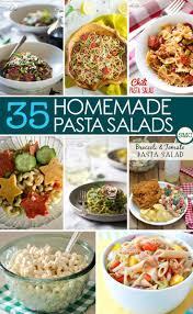 Homemade Pasta Salad by 25 Melhores Ideias De Homemade Pasta Salad No Pinterest Salada