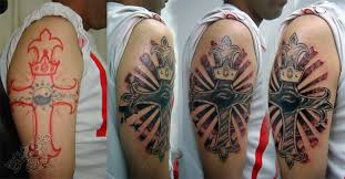 cross cover up ideas design idea