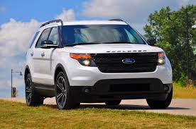 suv ford explorer 2014 ford explorer sport review top speed