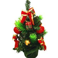 mini tree decoration three style