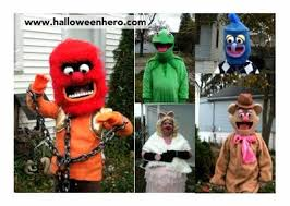 Muppet Halloween Costumes Muppets