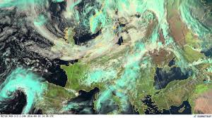 European Weather Map by European Weather April 2016 Youtube