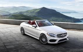 c class luxury performance cabriolet mercedes benz