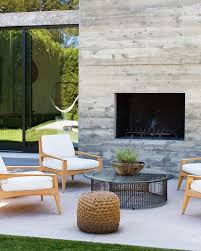 Backyard Fireplace Plans by 102 Best Fireplace Fantasies Outdoor Images On Pinterest