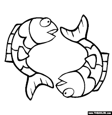 online coloring page zodiac signs online coloring pages page 1