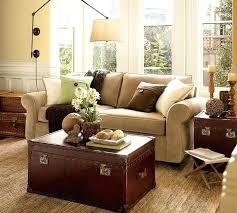 interior living room design pottery barn living rooms pinterest luxury lavender tufted sofa aged