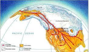 map of america 20000 years ago the original inhabitants