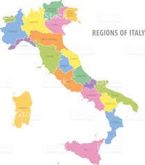 Hummingbird Map Outline Vector Italy Map Stock Vector Art 641999598 Istock