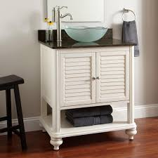 bathroom antique home furniture white bathroom vanity with