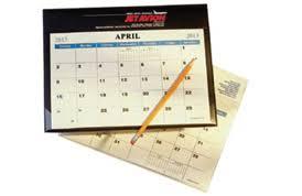 Small Desk Calendars Small Desk Or Wall Calendars