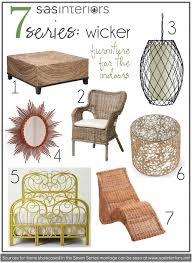 seven series wicker for the indoors jenna burger