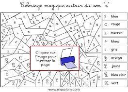 coloriage magique cp 63 dessins à imprimer et à colorier