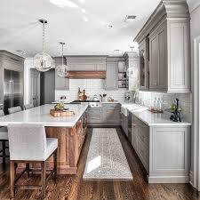 classic and trendy 45 gray and white kitchen ideas 457 best kitchen ideas images on pinterest kitchens armoire and