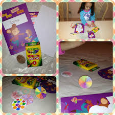 monthly crafts for kids wummelbox review young at heart mommy