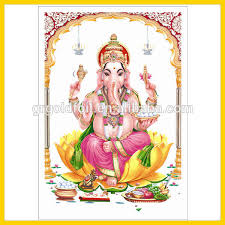 hindu decorations for home hindu home decorations 3d god religious picture poster buy home