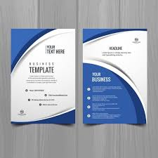 one page brochure template single page brochure templates free archives single page