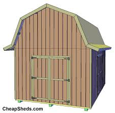 how to build a barn style roof before you start building your shed