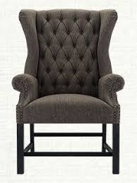 Black Chair And A Half Design Ideas Inspired By Clancy S Clean Angular Lines Bring A