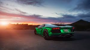 lamborghini wallpaper lamborghini aventador green 4k wallpaper hd car wallpapers