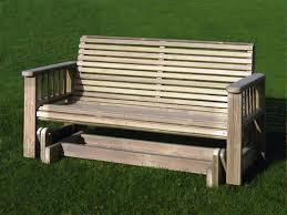 best outdoor glider bench design ideas for elegance and comfort