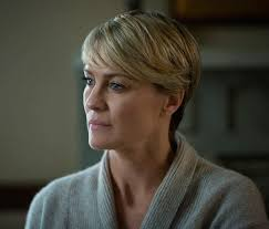 house of cards robin wright hairstyle robin wright penn s new dark hair stylefrizz