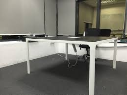 Ikea Meeting Table Less Than 50 Off Sale Ikea Bekant Conference Table Balestier