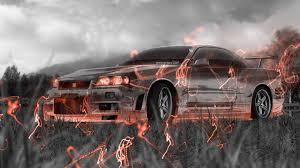 nissan car 2015 4k nissan skyline gtr r34 jdm crystal nature car 2015 el tony