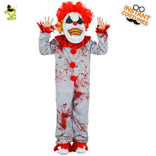 Scary Clown Costumes Halloween Buy Wholesale Evil Clown Halloween China Evil Clown