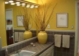 gray and yellow bathroom ideas yellow bathroom ideas splendid small decorating pale blue
