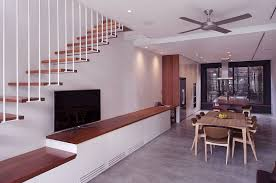 Inside Home Stairs Design Remarkable Living Room With Stairs Design 33 Glass Staircase