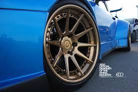 rauh welt porsche 993 adv1 wheels add class to rwb widebody porsche 993 turbo