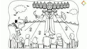 दशहर dussehra र वण वध ravana vadh lord rama