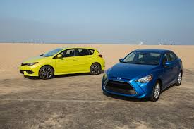 scion scion ia im small cars c hr crossover turn into toyotas next year
