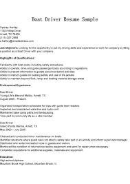 truck driver resume sample truck driver skills for resume resume sample