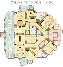 luxury home floorplans luxury penthouse floor plans generic maps pinterest stunning plan