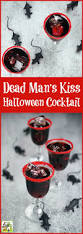 best halloween drinks dead man u0027s kiss black vodka cocktail